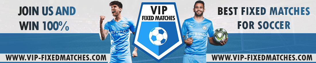 Safe Fixed Matches 100 Sure